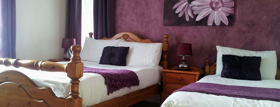 Accommodation at Rose Park House B&B