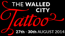 The Walled City Tattoo 2014