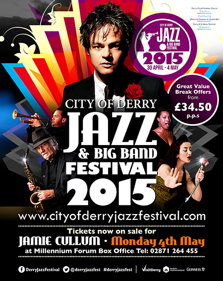 City of Derry Jazz Festival