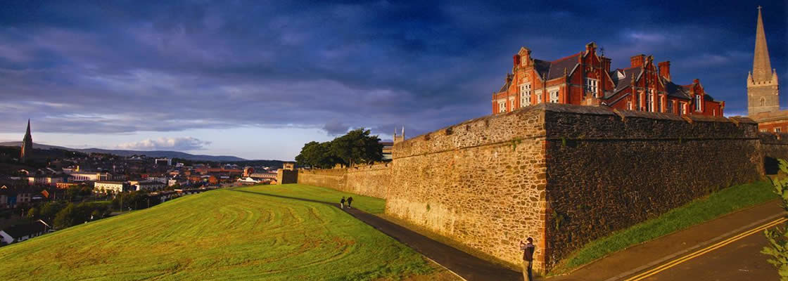 The Derry Walls